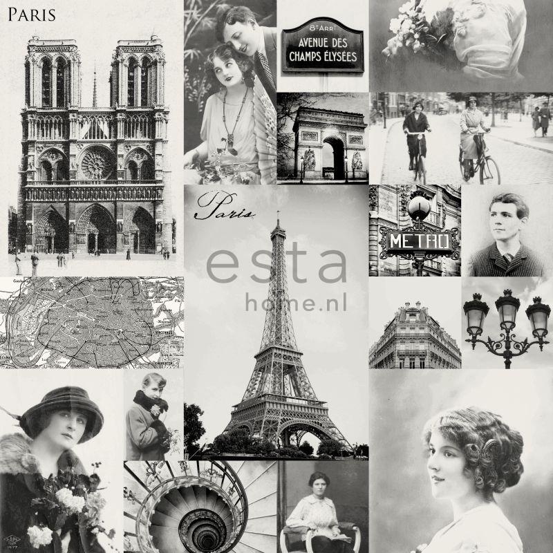 vliesbehang Parijs