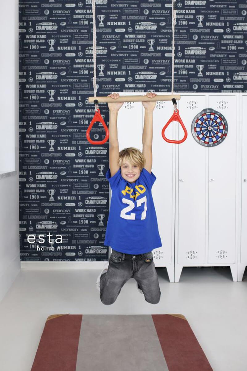 jongensbehang