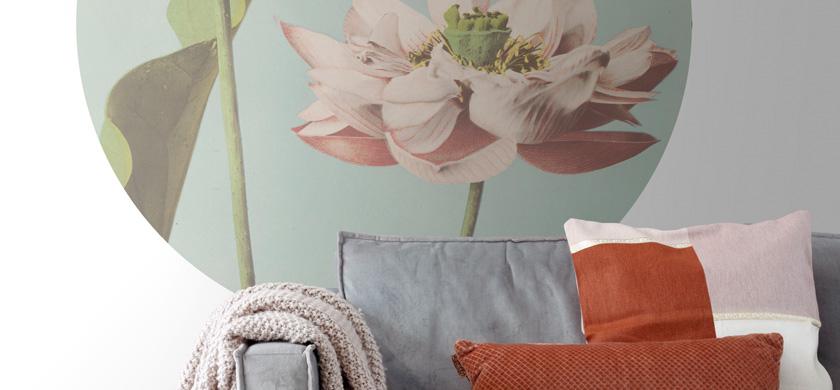 zelfklevend behang