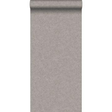 behang betonlook bruin