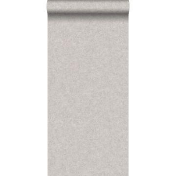 behang betonlook taupe