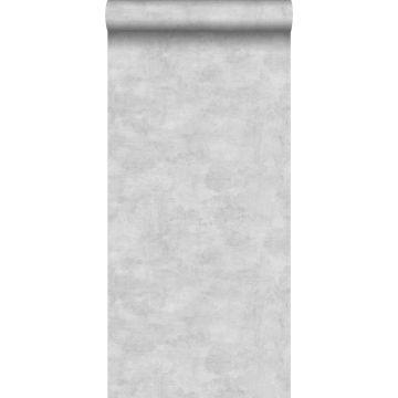behang betonlook licht crème beige