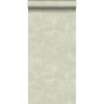 behang betonlook donker beige