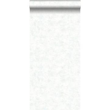 behang gemêleerd wit