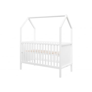 junior bed My First House huisbed wit