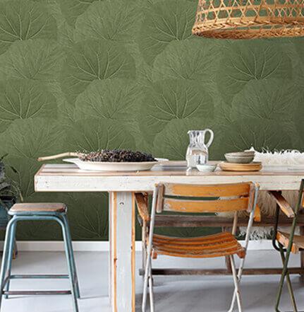 papel pintado jungla