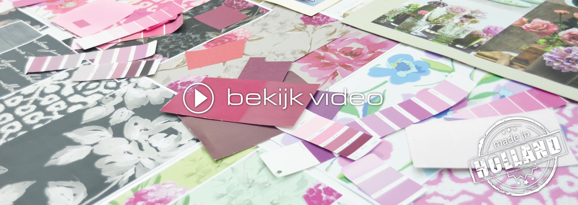 video over ESTAhome.nl behang